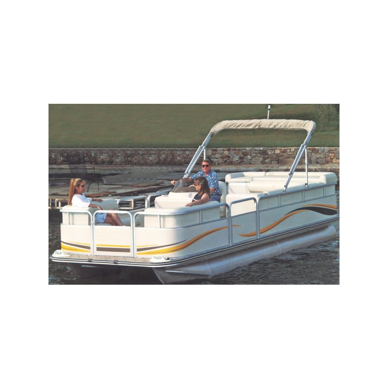 Pontoon Boats Without Porch