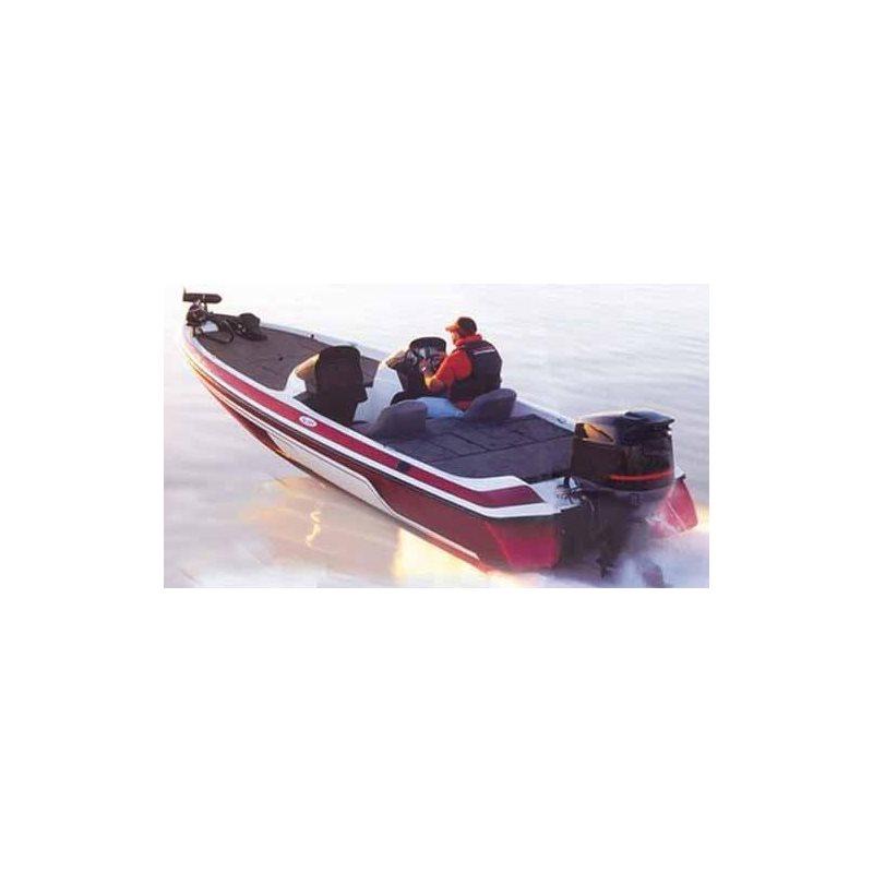 Wide Bass Boats