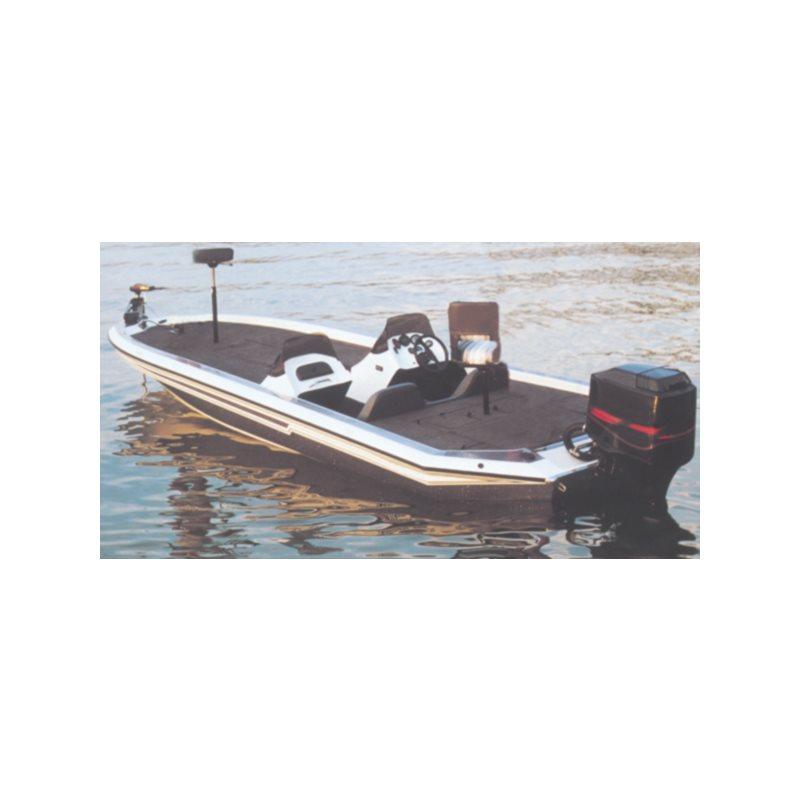 Angled Transom Bass Boats
