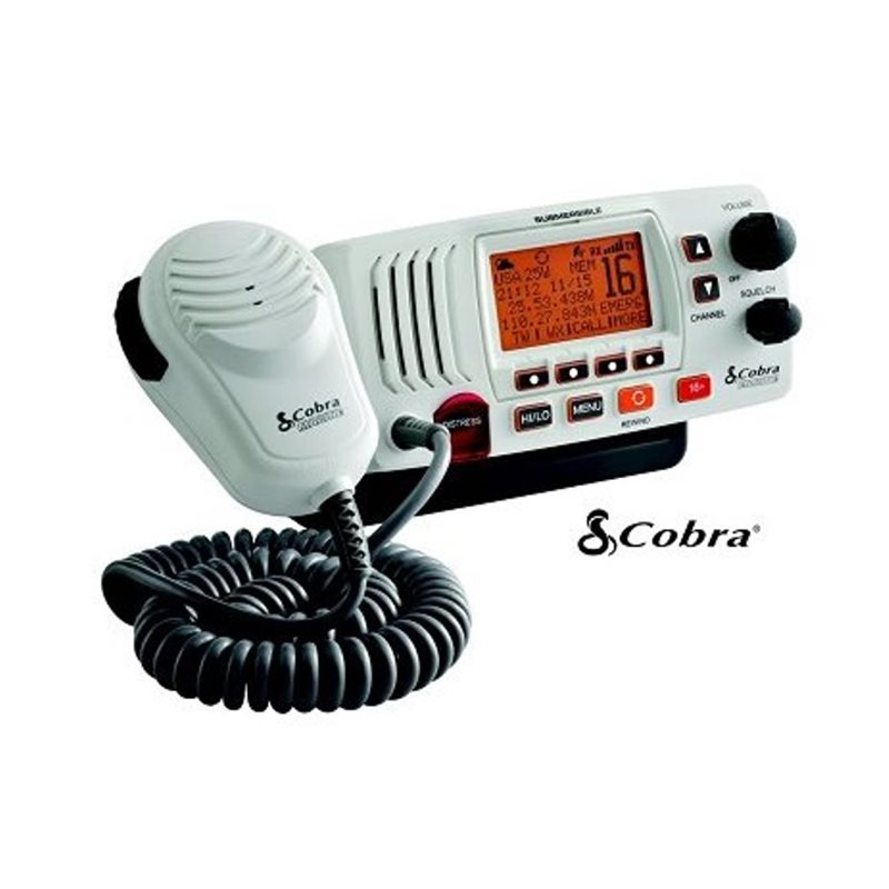 Cobra VHF Radios & Antennas