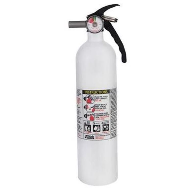 Fire Extinguishers & Safety Equipment