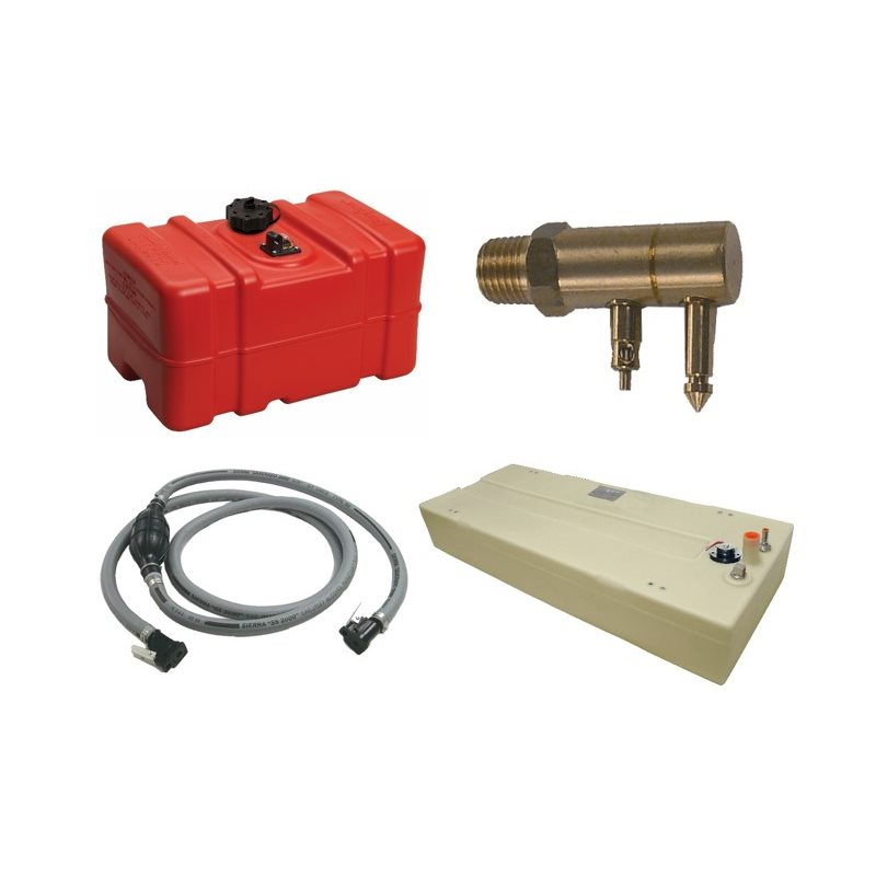 Fuel Tanks, Fuel Lines & Fuel Accessories