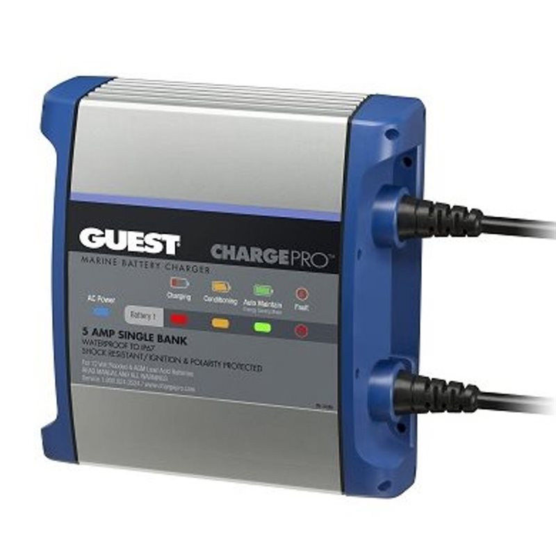 Guest Battery Chargers