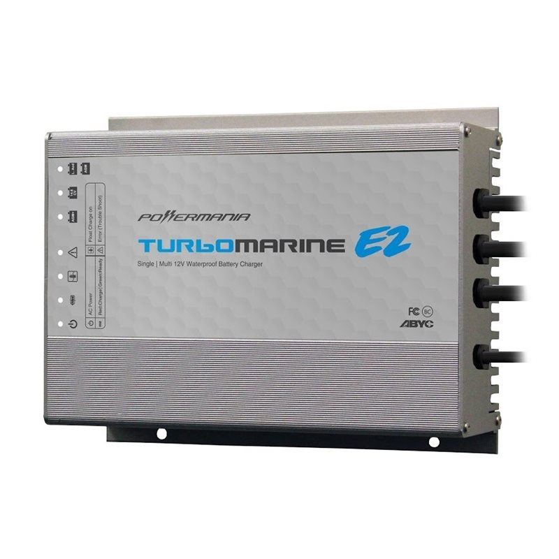 Powermania ME2 Turbo 3 Bank Chargers
