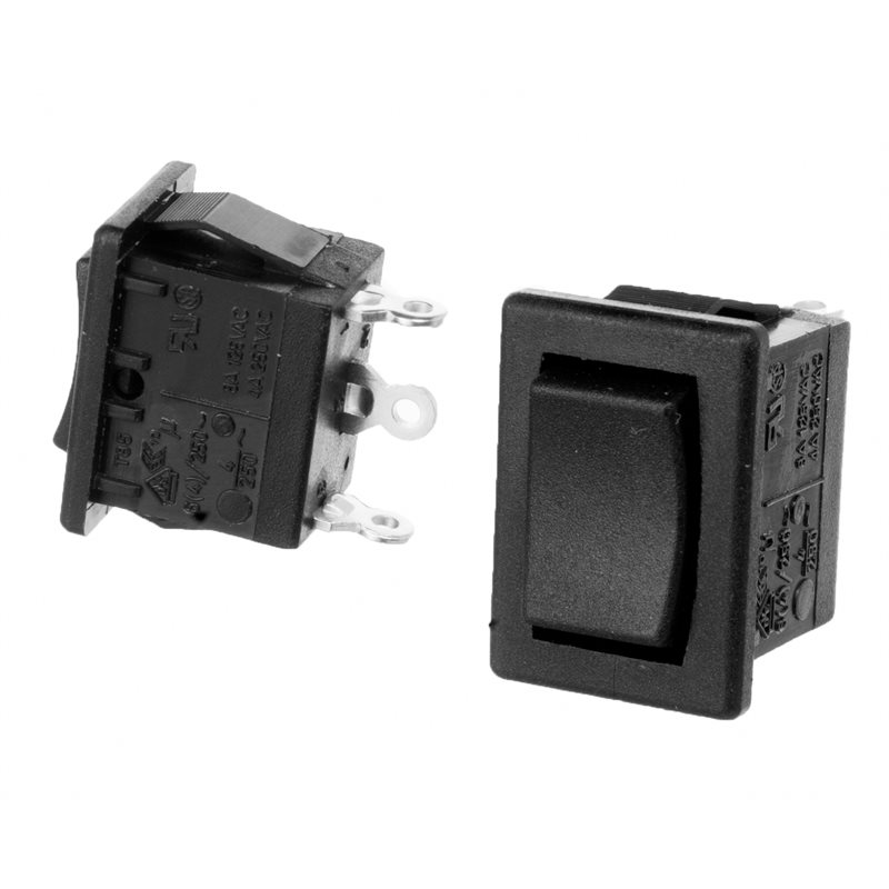 Trim Switches For Controls