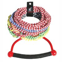 AIRHEAD AHSR-8 8 SECTION SINGLE HANDLE SKI ROPE