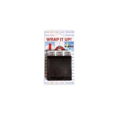 AIRHEAD WR-123BK WRAP IT UP! BLACK ROPE & CORD ORGANIZER