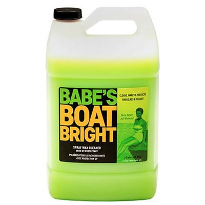 BABE'S BB7001 BOAT BRIGHT - GALLON