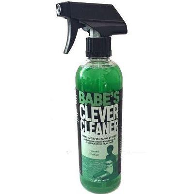 BABE'S BB8716 CLEVER CLEANER - 16oz