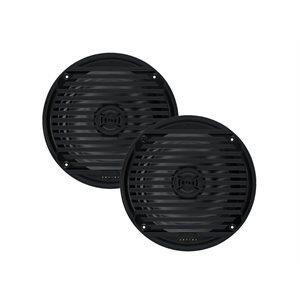 """JENSEN MS6007BR Black 6-1 / 2"""" Coaxial Speakers"""