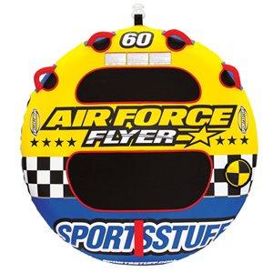 AIRHEAD - SPORTSSTUFF AIR FORCE FLYER TOWABLE - 53-1646D